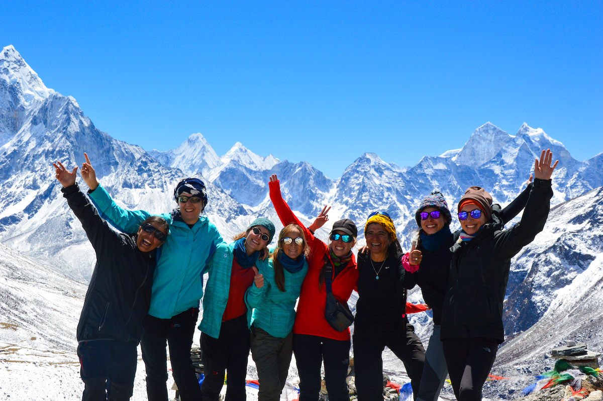 Un viaje en la altura: Everest Base Camp Trek
