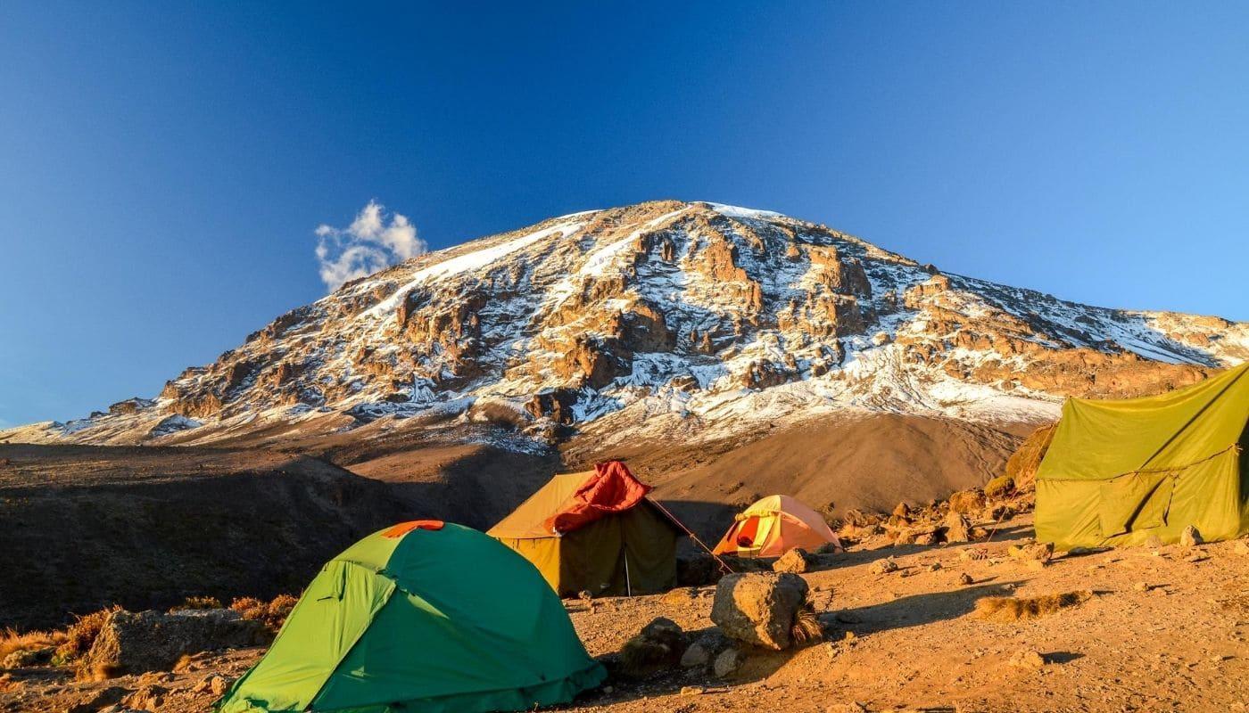 Kilimanjaro expedicion