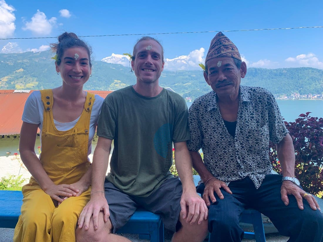 viajes a Nepal - Martin Olascoaga Pamela Formas