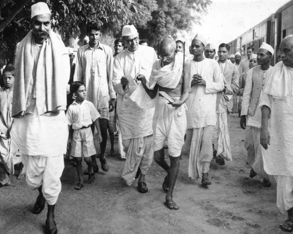 Quien fue Gandhi (1)