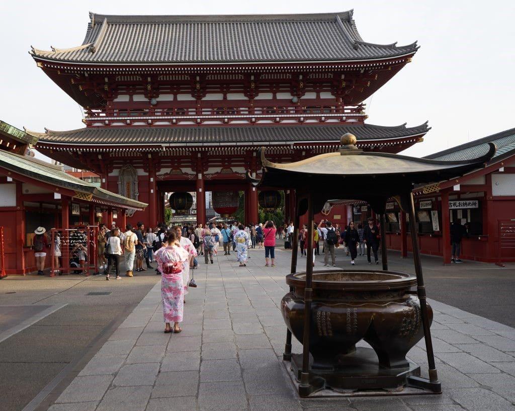 viaje japon