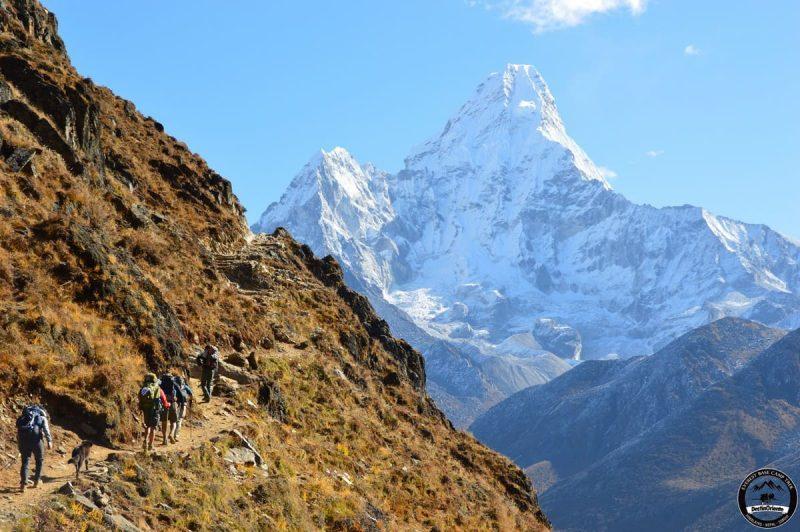 viaje al Everest