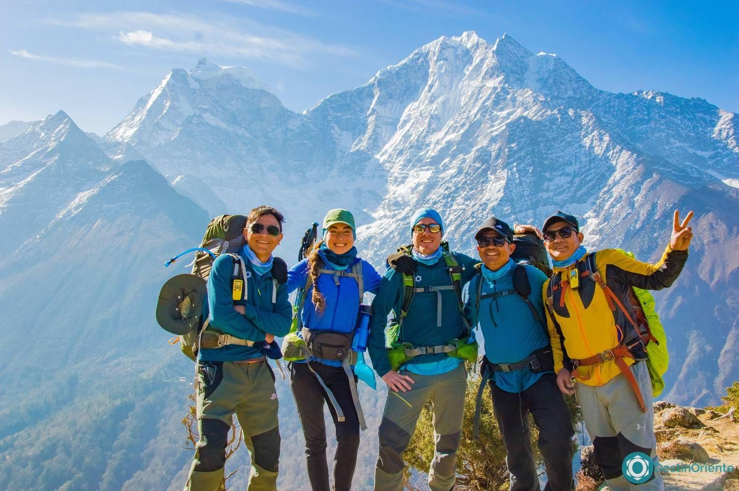 viajar al Everest