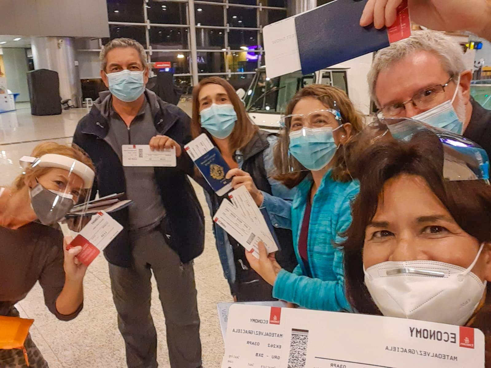 viajar pandemia
